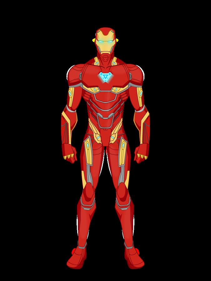 Iron Man Infinity War Mark 50 By Jogodecartas Iron Man Iron Man Armor Marvel Iron Man