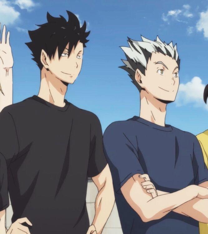 bosses in 2020 haikyuu bokuto haikyuu anime kuroo haikyuu