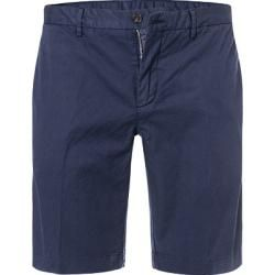 Photo of Hackett shorts men, cotton, blue Hackett