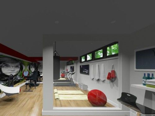 Like the set up basement gym ideas in 2018 Pinterest At home