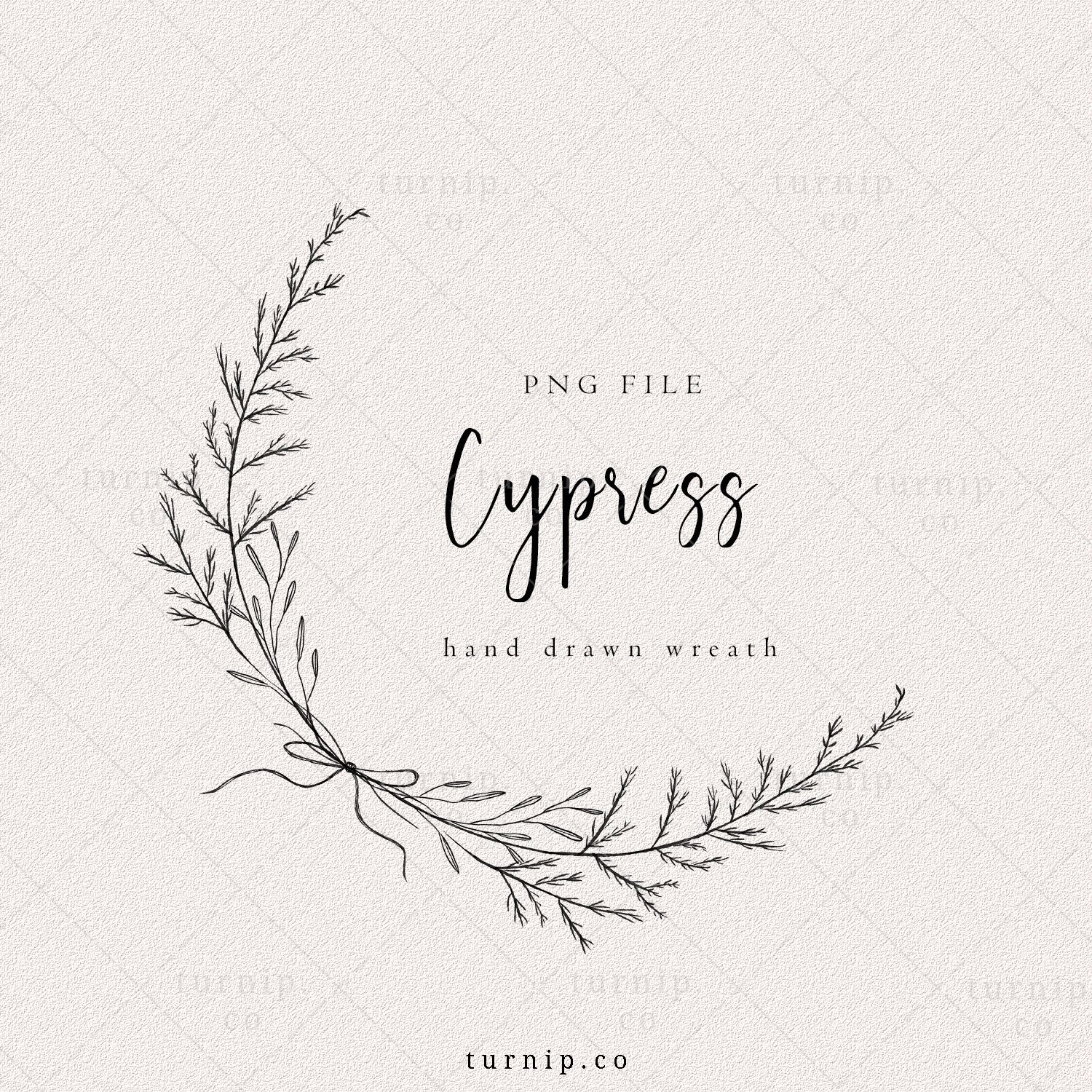 Winter Wreath Clipart Cypress Christmas Wreath Png Wedding Etsy In 2021 Clip Art Winter Wreath Wreath Drawing