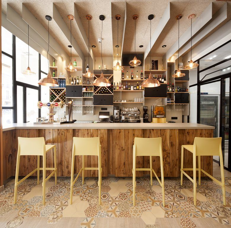 Hurricane's Grill Restaurant by Metaphor Interior, Jakarta