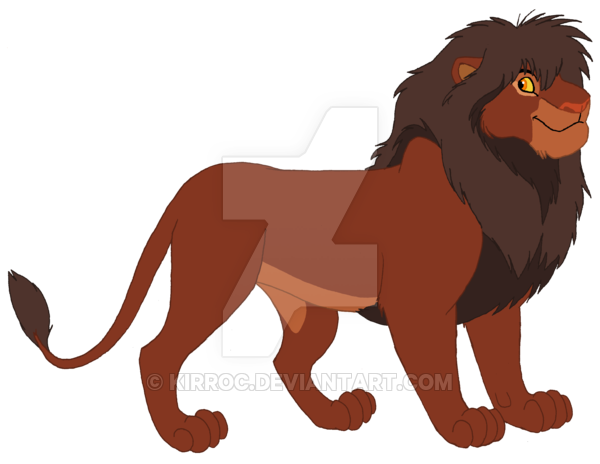 Chumvi Lion King Lion Sculpture Scooby