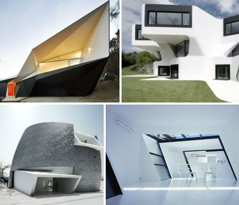 House of the Future: 12 Ultra-Modern Home Designs | found on ... on stucco house exterior design, landscaping house design, fabric house design, architect house design, food house design, cooking house design, bathroom house design, prefab modular modern home design, circle house design, dining room house design, horror house design, modern japanese house design, thanksgiving house design, european modern house design, french country style home design, business house design, stairs house design, color house design, dream house of the world, kerala house exterior design,