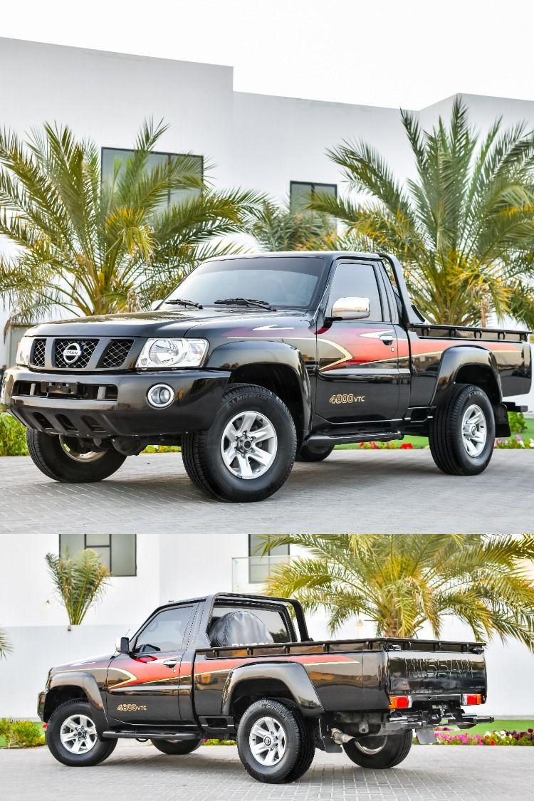 Nissan Patrol Pickup 2016 Alba Cars Dubai In 2020 Nissan Patrol Nissan Used Luxury Cars