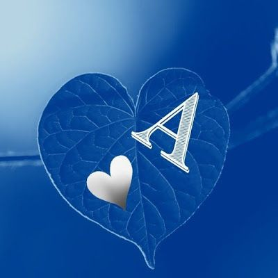 A Alphabet Letter Dp Pics Wallpaper for Whatsapp n ...