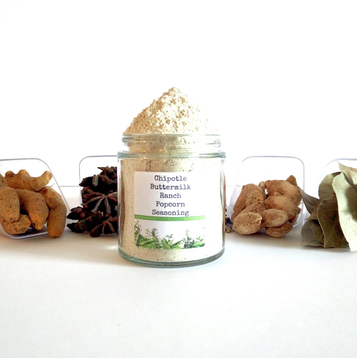 Chipotle buttermilk ranch popcorn seasoning gifts for