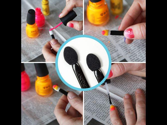 11 Nail Art Tools You Can Find at Home | Nailz | Pinterest | Nail ...
