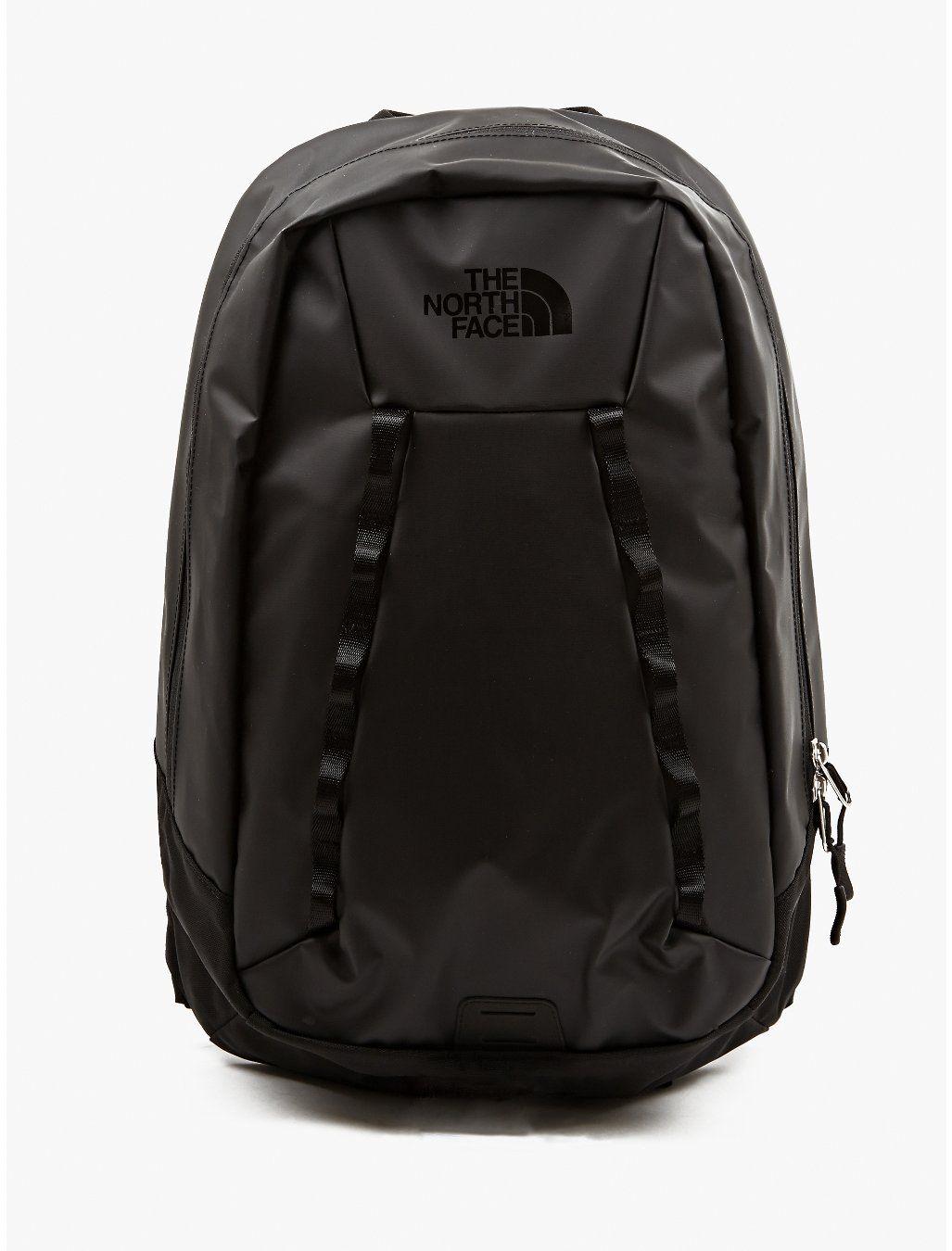 The North Face Mens Black Base Camp Crimp Backpack in Black for Men