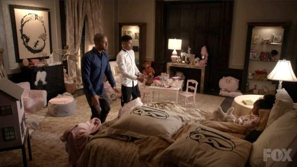 Inside the real house where the hit tv show empire is for Show bedroom designs