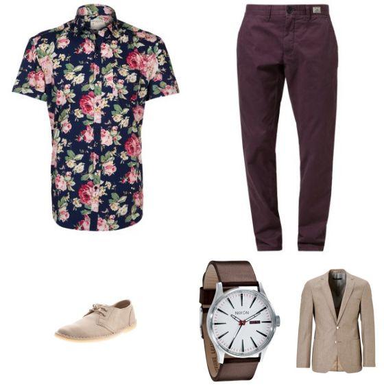 Marcel Floruss Outfit - #MarcelFloruss #TommyHilfiger #SelectedHomme #ESPRIT #Clarks #Nixon - Clooy.nl