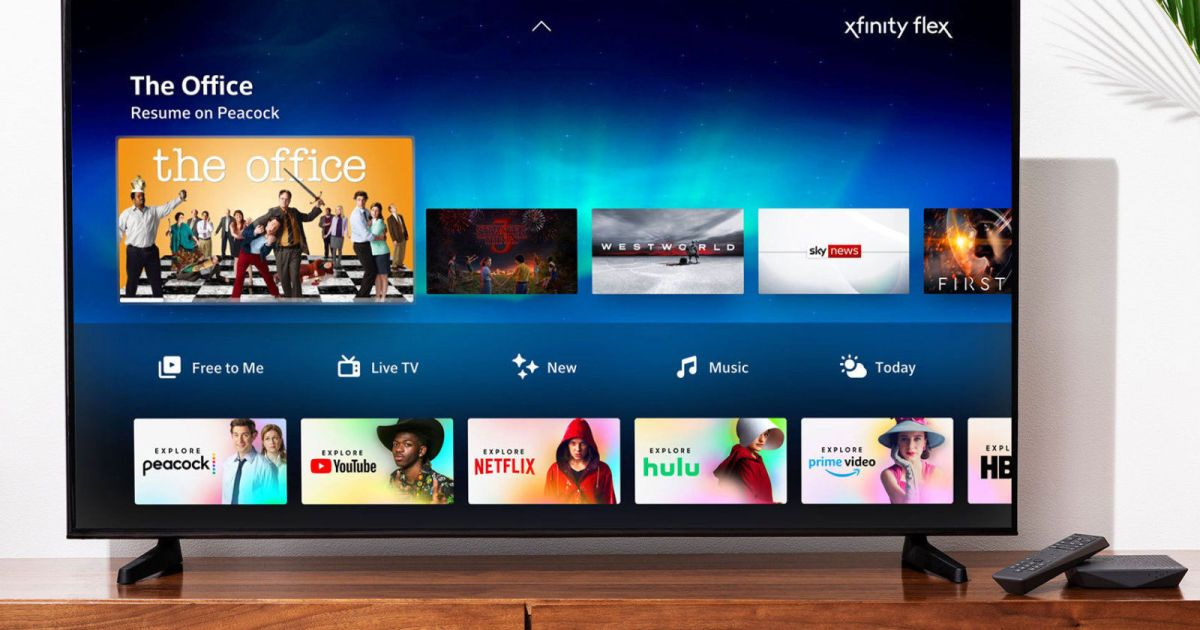 Cbs All Access Is Coming To Xfinity X1 And Flex Set Top Boxes In