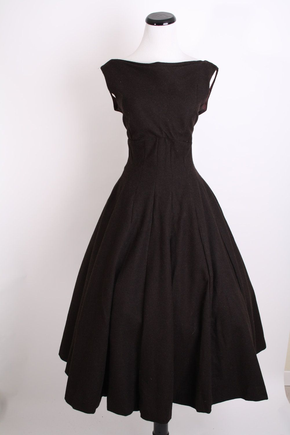 1950s Dress Mad Men Dress. I wish I had a pattern ❤ | Fashion ...