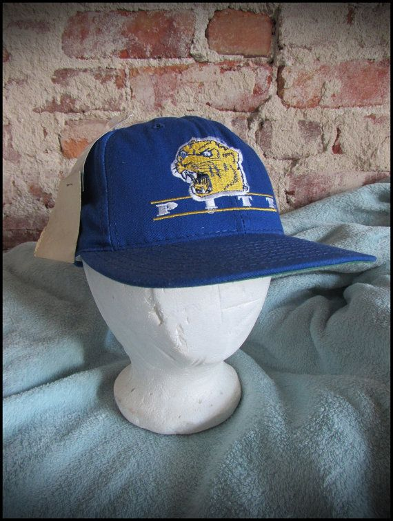 7e7a845e7 Vintage Deadstock 90's Pittsburgh Pitt by RackRaidersVintage, $18.00 ...