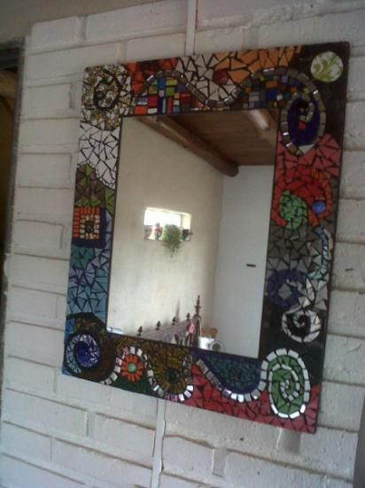 mosaiquismo taracea y marquetera pinterest mosaicos espejo y buscar con google