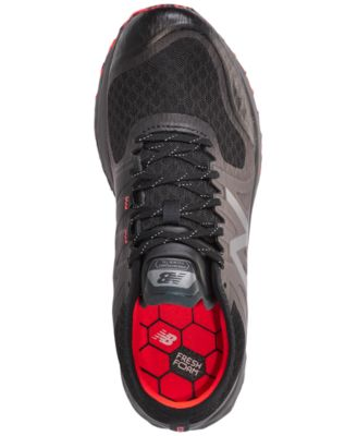 best service 4aef2 9787a New Balance Men s Fresh Foam Kaymin Trail Running Sneakers from Finish Line  - Black 11.5