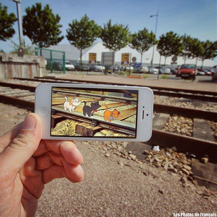 La fantasía mezclada con la realidad (FOTOS) | Planeta CuriosoLa fantasía mezclada con la realidad (FOTOS) | Planeta Curioso