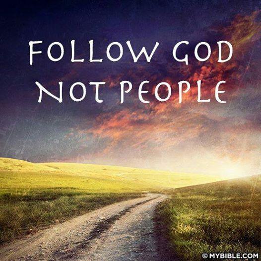 Run after God!!!!!