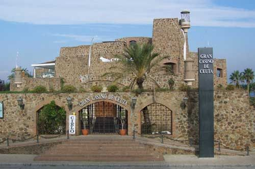 Gran Casino Ceuta Avd Compania Del Mar S N Parque Maritimo Del