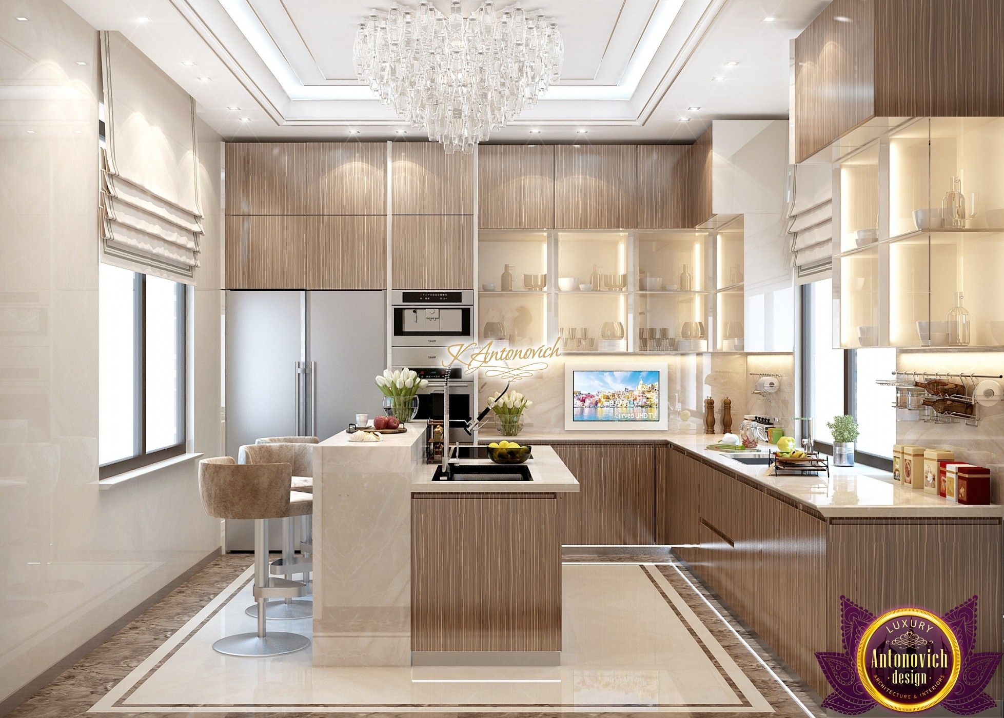 Nice Kitchen. Favorite concept design of all time ...