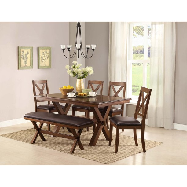 dbe7033b607ae159a6e404287b36c116 - Better Homes And Gardens Maddox 5 Piece Dining Set