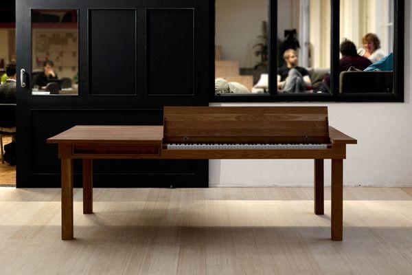 La table piano idéale pour le musicien en manque d espace