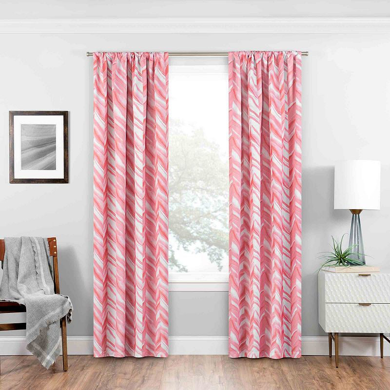 Eclipse Haley Blackout Rod Pocket Curtain Panel Products In 2019