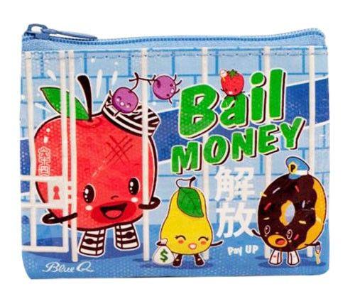 Bail Money Coin Purse