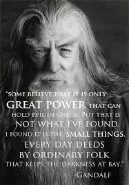 Gandalfs Quote From The Hobbit An Unexpected Journey Quotes