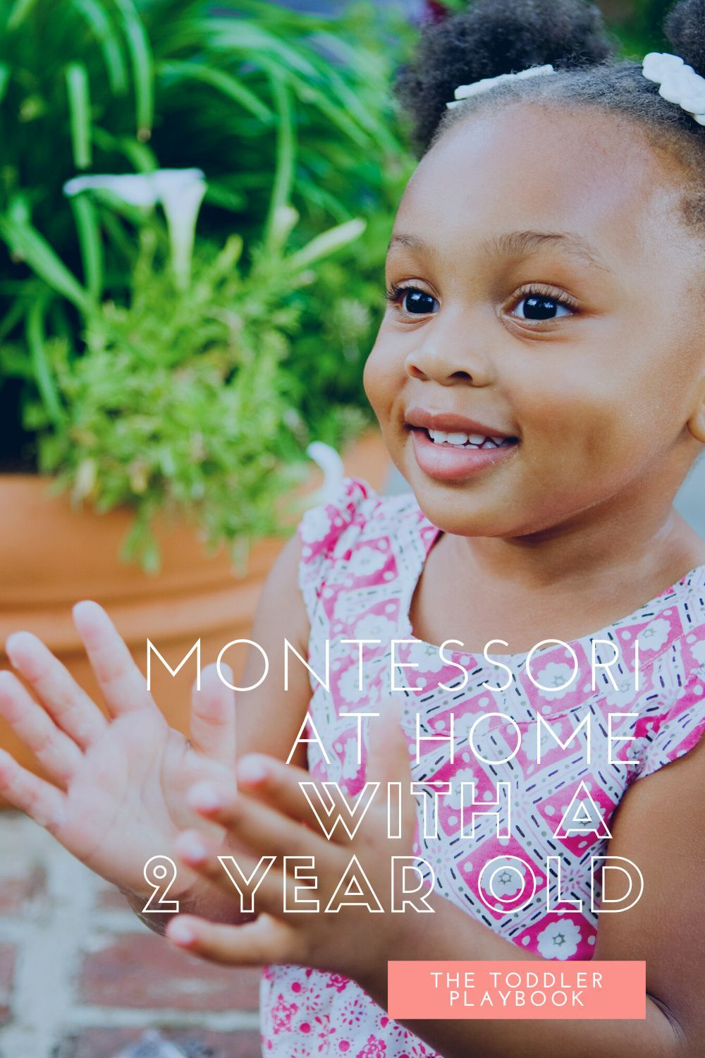 Montessori at Home with Your 2 Year Old (The Easy Way!)