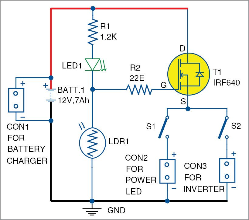 Dusk To Dawn Sensor Wiring Diagram from i.pinimg.com