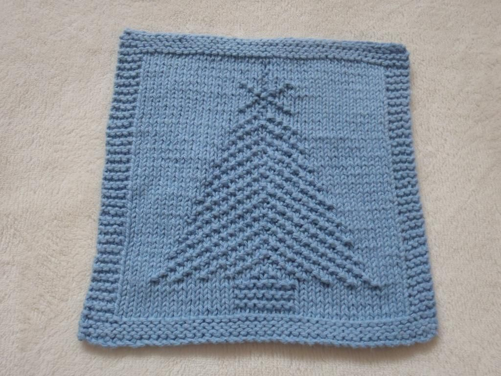 Christmas tree ii dishcloth knitting patterns christmas tree christmas tree ii dishcloth dishcloth knitting patternsknitting bankloansurffo Choice Image