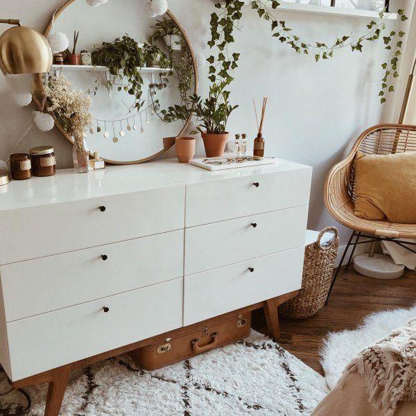 Modern 6-Drawer Dresser