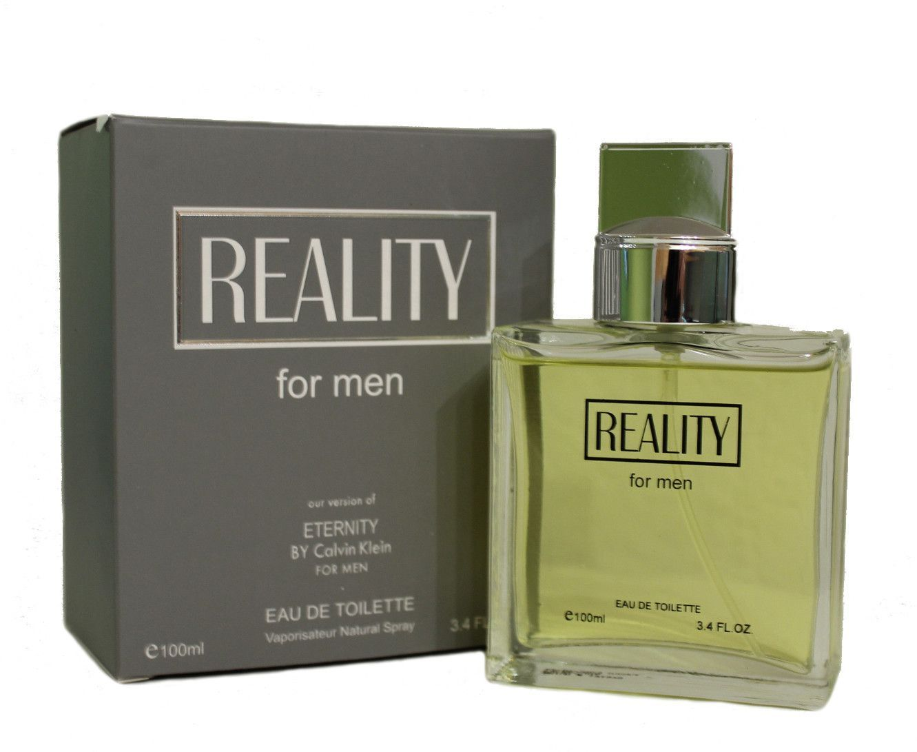 Reality Perfume for Men- Our version of Eternity by Calvin Klein