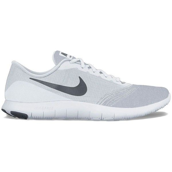 Nike Flex Contact Women\u0027s Running Shoes ($75) ? liked on Polyvore featuring  shoes,
