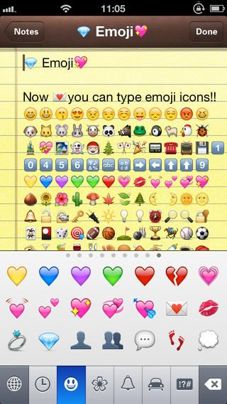 Top Iphone Game 108 Animated Emoji Pro Emoticon Keyboard Art Simon Huang By Simon Huang 05 03 2014 Emoticon Keyboard Iphone Apps Top Iphone