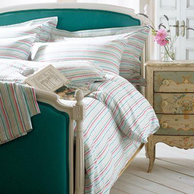 Amalfi Bed Linen - Cologne & Cotton