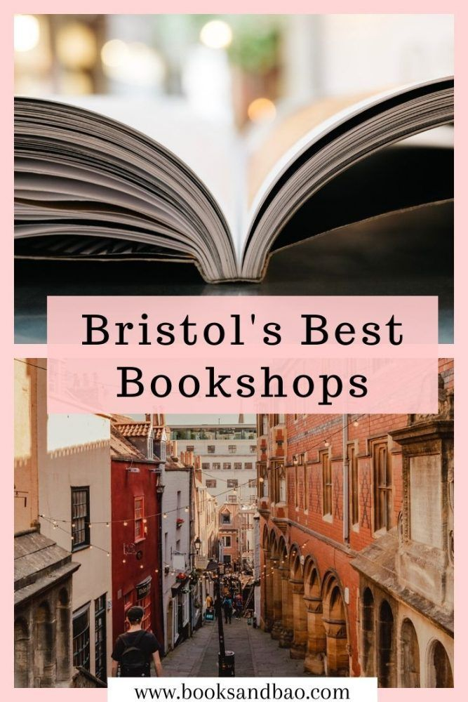 Bristol's Best Bookshops | Books and Bao If you've ever wondered why Bristol is such a beloved city for so many people, these frankly magical Bristol bookshops are one of the many reasons why. #uk #bookshops #booklist #placestovisit #travelguide #bristol