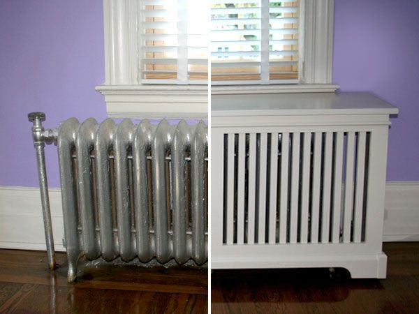 Thinking about doing this to our radiators for the home - Radiator badezimmer ...