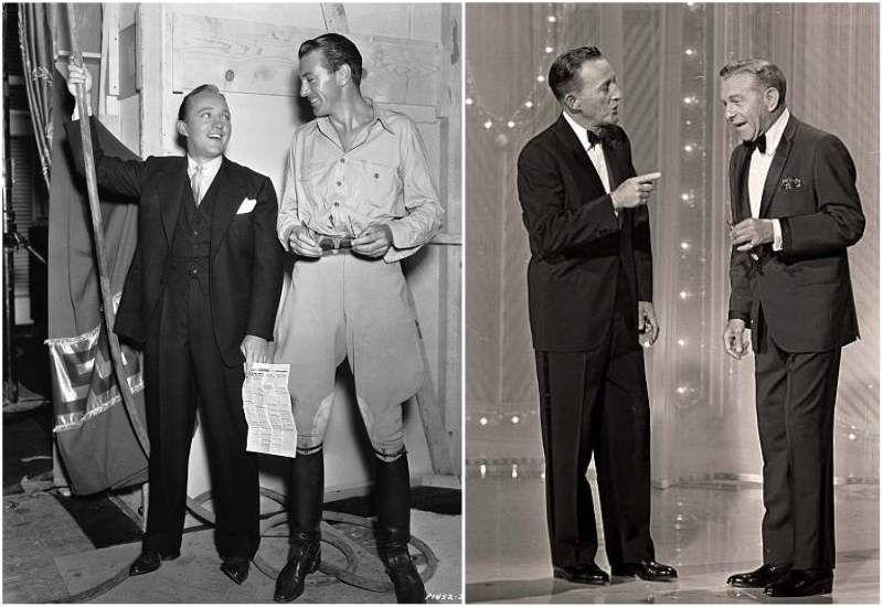 Bing Crosby S Height 5 7 171 Cm Actors Height Bing Crosby Crosby