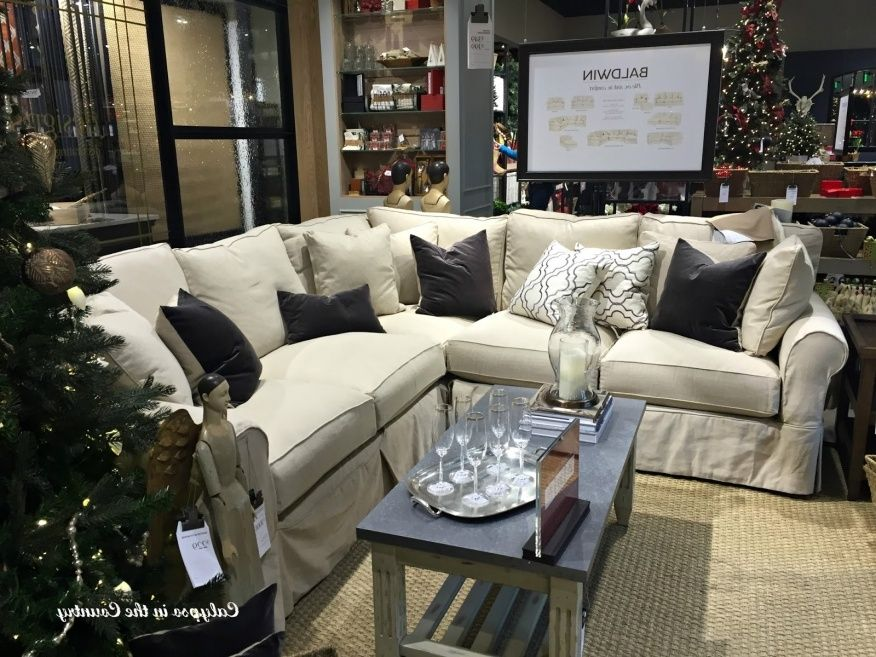 Attrayant Ballard Designs Sectional Sofa