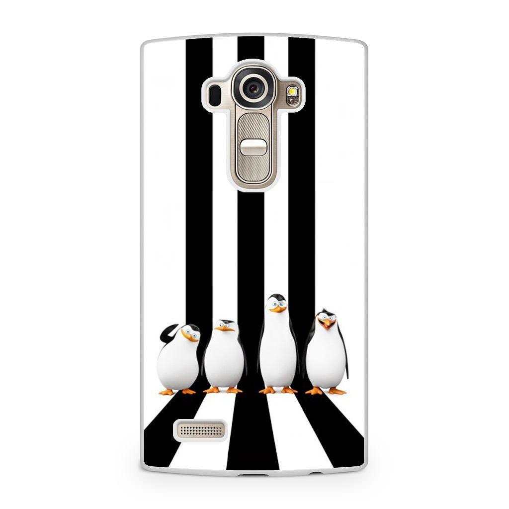 Penguinsn of Madagascar LG G4 Case