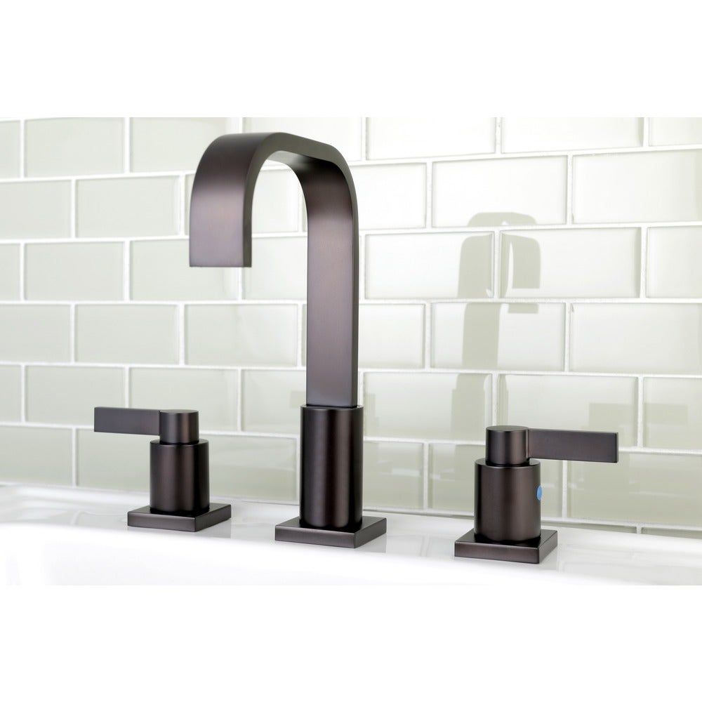 Photo of High Arch Oil Rubbed Bronze Widely used bathroom fixture (Oil Rubbed Bronze), Kingston Brass