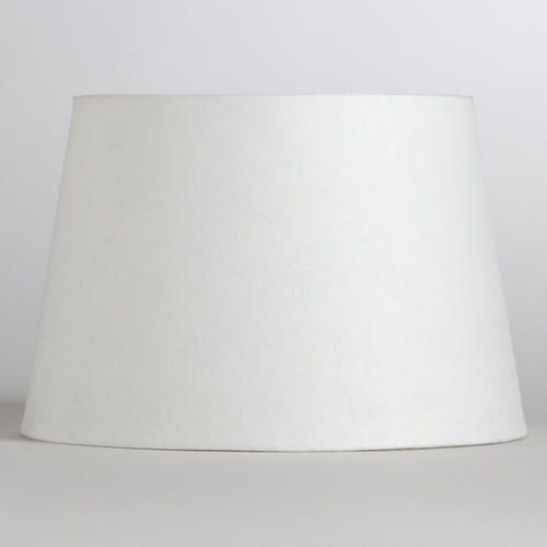 World Market Lamp Shades Solid Offwhite Accent Lamp Shade  Paperworld Market  Room