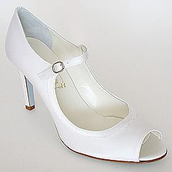 Something Bleu Wedding Shoes Soprano On Now At 50 Savings Vintage P Toe