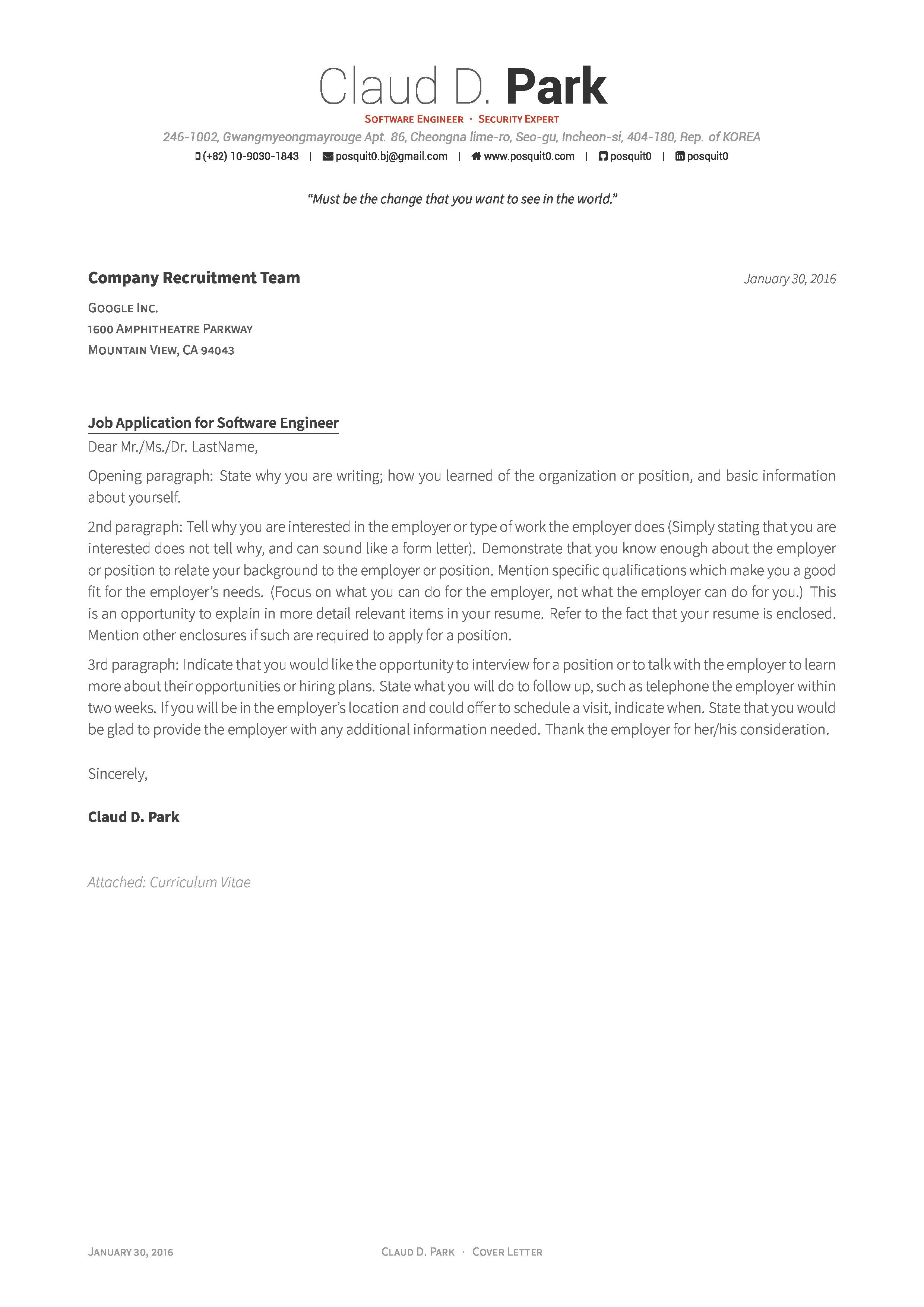 Cover letter template overleaf resume examples