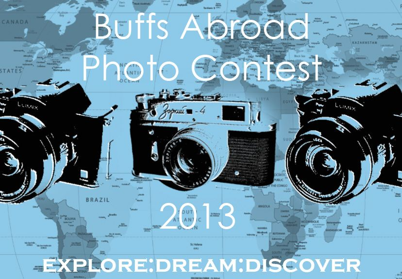 West Texas A M University Study Abroad Contest Poster Photo Contest Photo