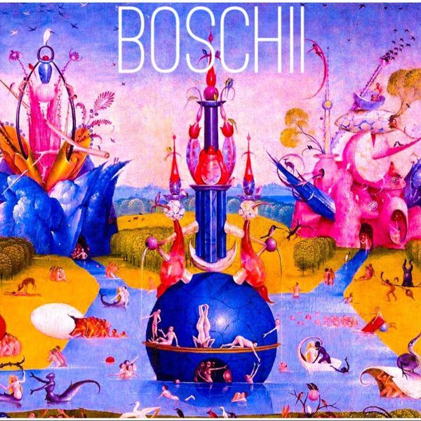 """Check out """"BOSCHII"""" by Christian Jelic on Mixcloud"""