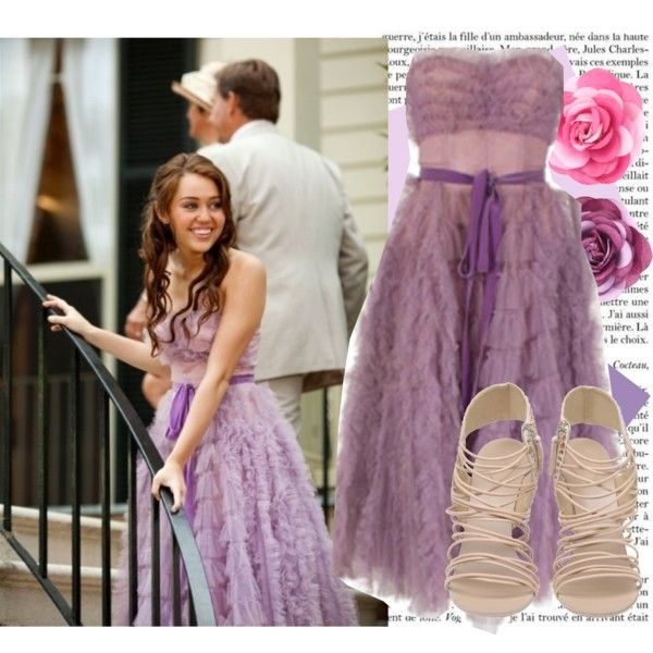 Last Song Wedding.When I Look At You Style Dresses Miley Cyrus Outfit