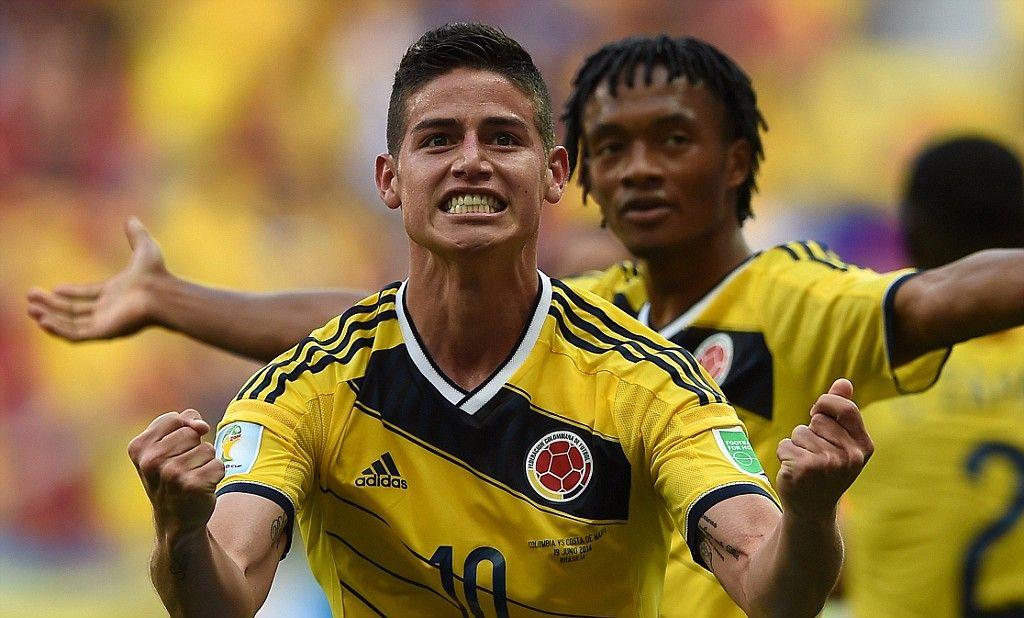 Golden Boy James Rodriguez Wins The World Cup Golden Boot James Rodriguez World Cup World Cup Winners